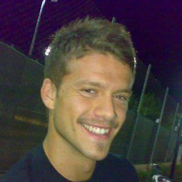 Stefano Ferraro, 29, Reggio Nell Emilia, Italy