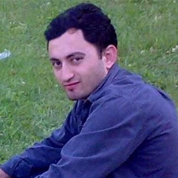 Tuncay Akpinar, 32, Istanbul, Turkey