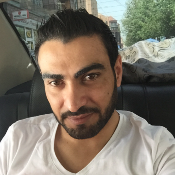 Amjad , 32, Dubai, United Arab Emirates