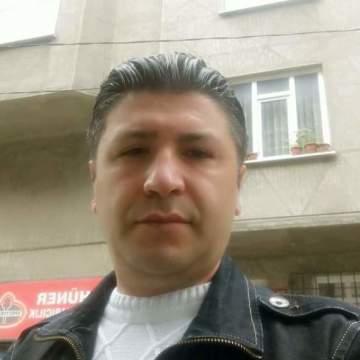 Levent Fırat, 37, Istanbul, Turkey