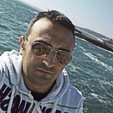 Marco Loche, 44, Alghero, Italy