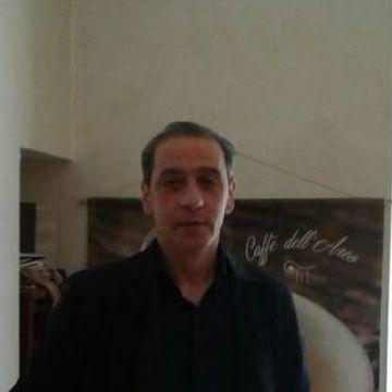 Pierino Aquilino, 47, Bari, Italy
