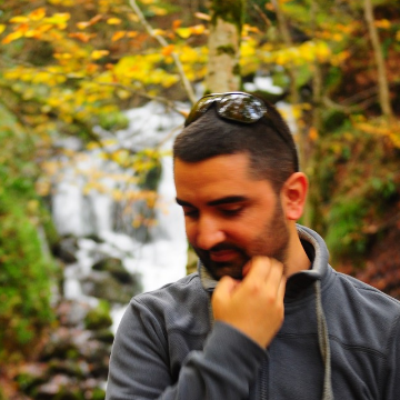 Kadir Sonmez, 31, Istanbul, Turkey