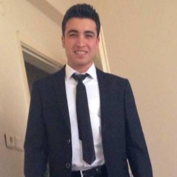 Zarif Türkmen, 24, Istanbul, Turkey