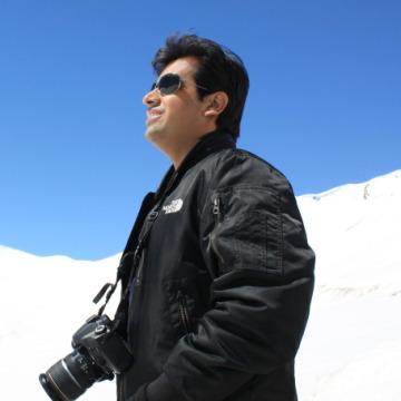Usman, 29, Lahore, Pakistan