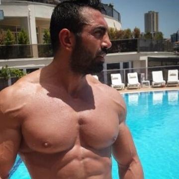 Ufuk Ozturk, 32, Istanbul, Turkey