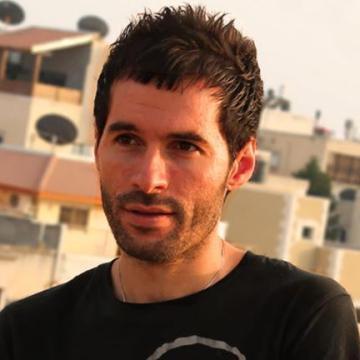 Shadi Jaber, 33, Tel-Aviv, Israel