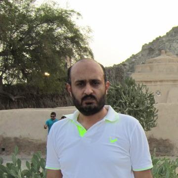 Muhammad Tariq, 36, Dubai, United Arab Emirates