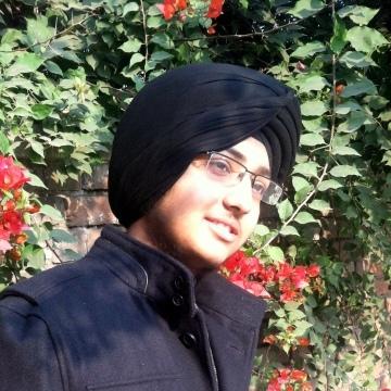 Deepinder Singh, 21, Ludhiana, India