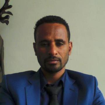 Solomon Tolassa, 36, Addis Abeba, Ethiopia
