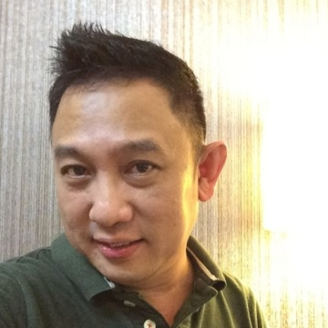 Andre, 46, Jakarta, Indonesia