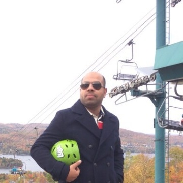 Mahir Msawil, 33, Dubai, United Arab Emirates