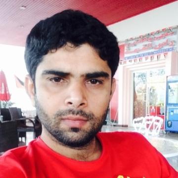 Khurram Shahzad, 31, Dubai, United Arab Emirates
