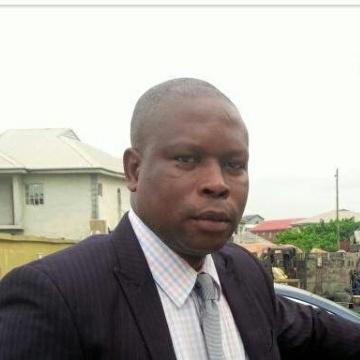 Kingsley Okaredhe, 36,