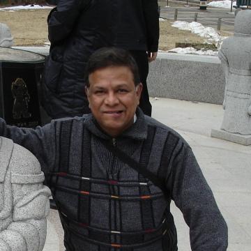Kumar, 52, Dubai, United Arab Emirates