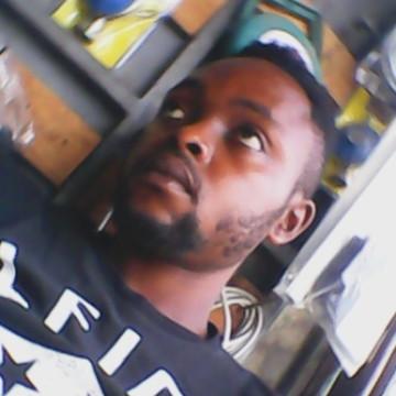 Cherif Ipupa, 29, Abidjan, Cote D'Ivoire