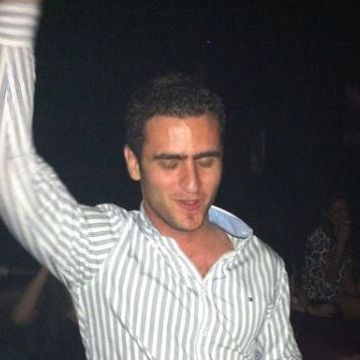 Ioannis Ioannides, 30, Dubai, United Arab Emirates