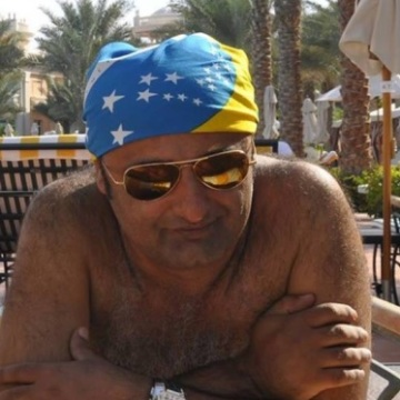 Meer Qambar, 41, Dubai, United Arab Emirates