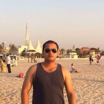 Md Shaha Jahan, 32, Dubai, United Arab Emirates