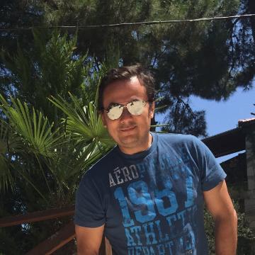 Murat Ozden, 46, Istanbul, Turkey