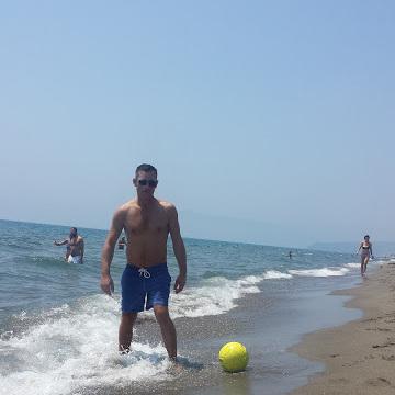 George Alexandru, 42, Rome, Italy
