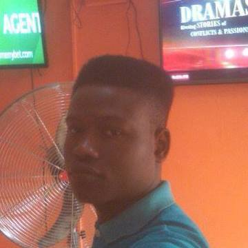 daniel, 25, Ibadan, Nigeria