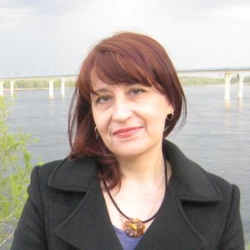 Nina Zyabkina, 41, Volgograd, Russia