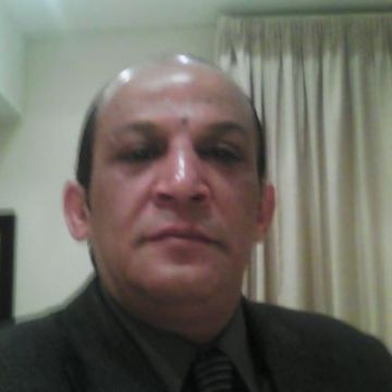 Ahmed Moustafa, 48, Cairo, Egypt