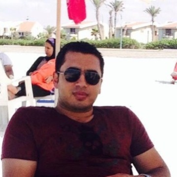Eslam Ahmed, 33, Jeddah, Saudi Arabia