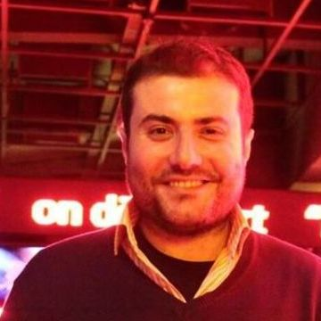 Fevzi Yildirim, 32, Istanbul, Turkey