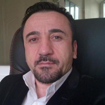 Muharrem Tunoğlu, 41, Istanbul, Turkey