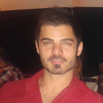 Murat Babür, 25, Antalya, Turkey