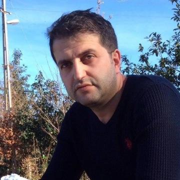 Ahmet Kasırga, 35, Rize, Turkey
