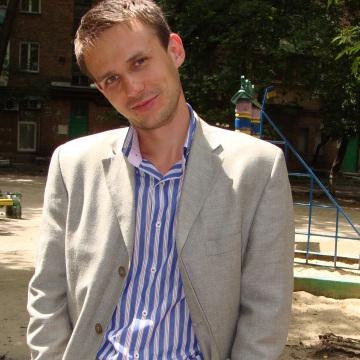 Vasyl Seniuta, 31, Kiev, Ukraine
