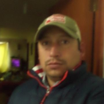 Hector Reyes, 38, La Serena, Chile