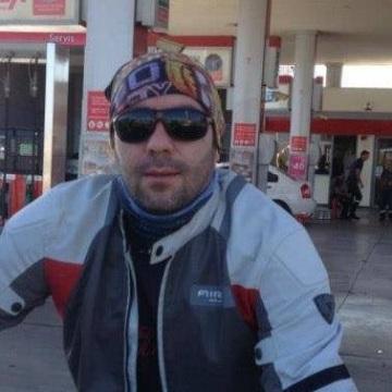 Barışkan Çaldağ, 39, Izmir, Turkey