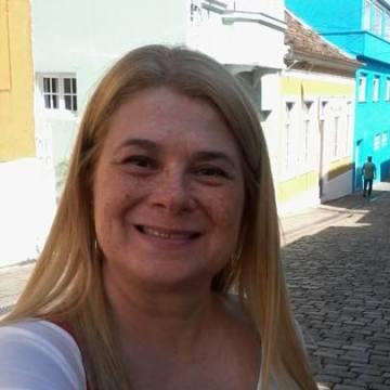 Maria Lucia, 55, Brusque, Brazil