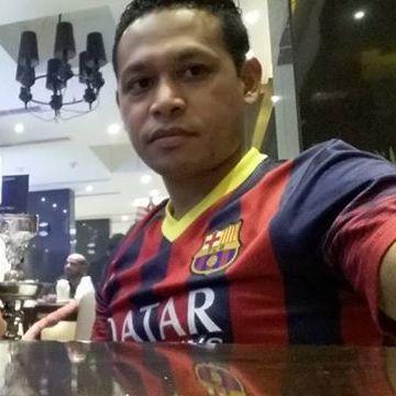 Roberth Waka, 29, Dubai, United Arab Emirates
