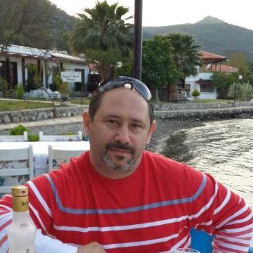 gökhan uluser, 49, Ankara, Turkey
