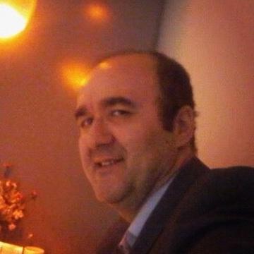 İbrahim Bilaloğlu, 50, Izmir, Turkey
