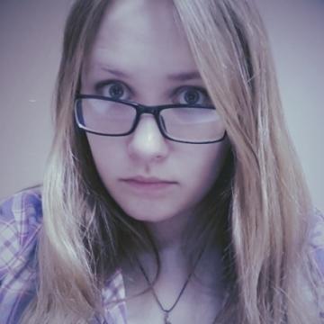 Svetlana, 21, Omsk, Russia