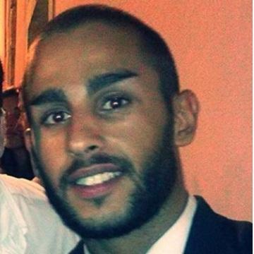 António Louro, 24, Amadora, Portugal