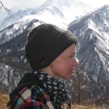 Елена Кротова, 26, Irkutsk, Russia