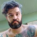 German Valente, 30, Rosario, Argentina
