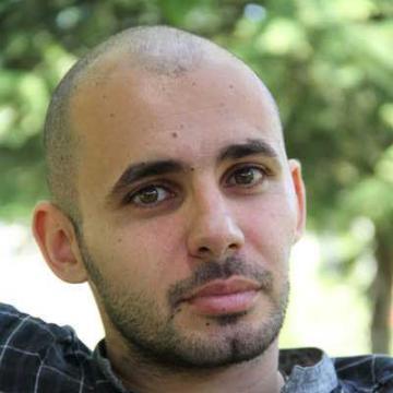 Şafak Akyol, 33, Istanbul, Turkey