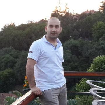 Erdem, 37, Istanbul, Turkey