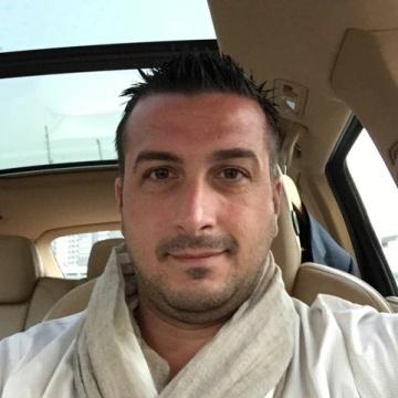 Marjan Panzov, 38, Dubai, United Arab Emirates