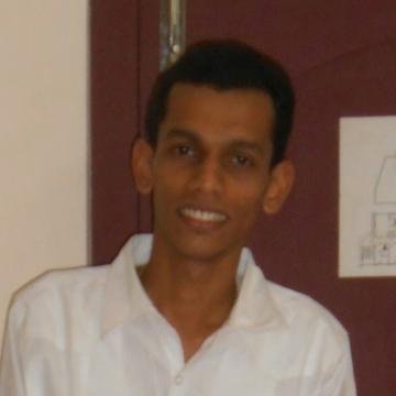 John Mathew, 28, Delhi, India