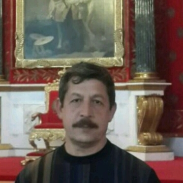 Cafer Özden, 54, Corum, Turkey