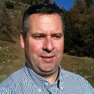 Thomas Arnold, 52, London, United Kingdom